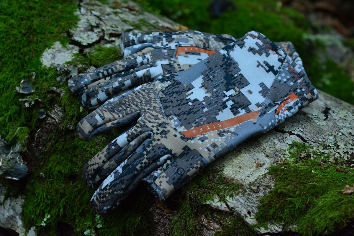 Перчатки SITKA Fanatic Glove цв. Optifade Elevated / Блог. Rybaki.ru