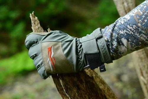 Перчатки SITKA GTX Mountain Glove цв. Charcoal / Блог. Rybaki.ru