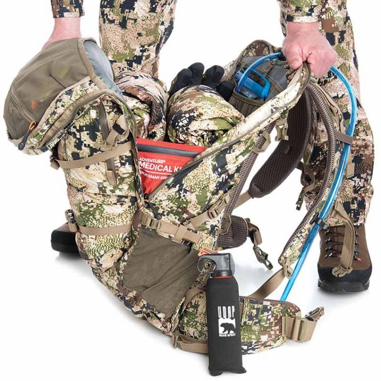 Рюкзак SITKA Mountain 2700 Pack цв. Optifade Subalpine р. one size фото 5