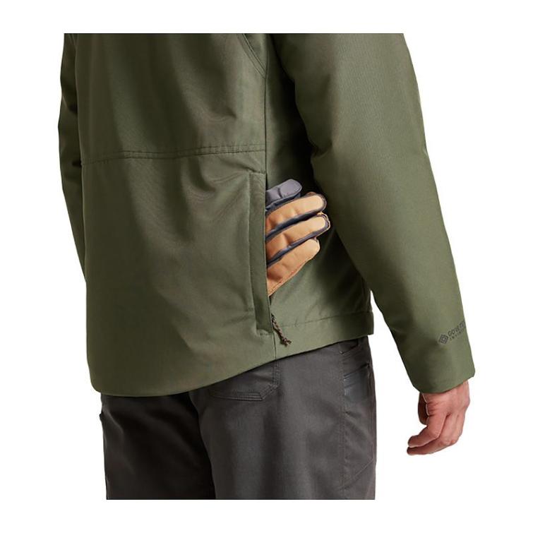 Куртка SITKA Grindstone Work Jacket цвет Covert фото 3
