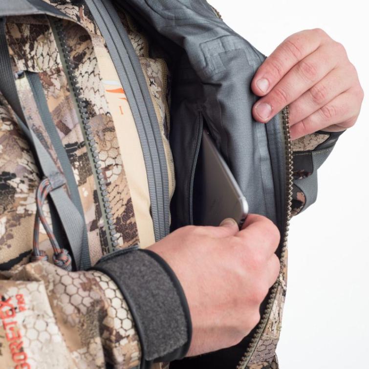 Куртка SITKA Delta Wading Jacket цвет Optifade Marsh фото 2