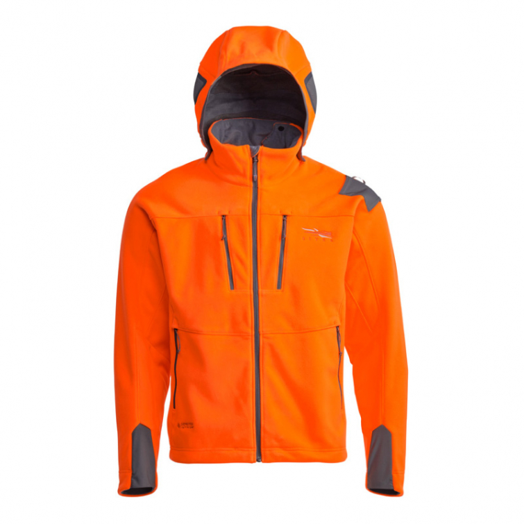 Куртка SITKA Stratus Jacket New цвет Blaze Orange фото 1