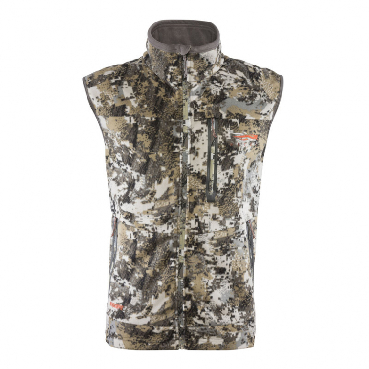 Жилет SITKA Stratus Vest цвет Optifade Elevated II фото 1