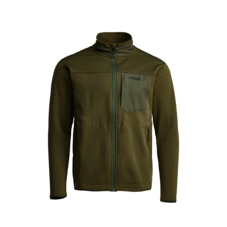 Джемпер SITKA Dry Creek Fleece Jacket цвет Covert фото 1