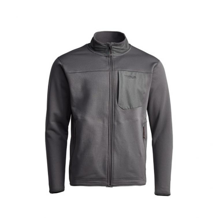 Джемпер SITKA Dry Creek Fleece Jacket цвет Shadow фото 1
