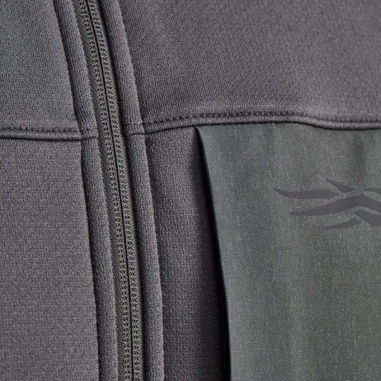 Джемпер SITKA Dry Creek Fleece Jacket цвет Shadow фото 6