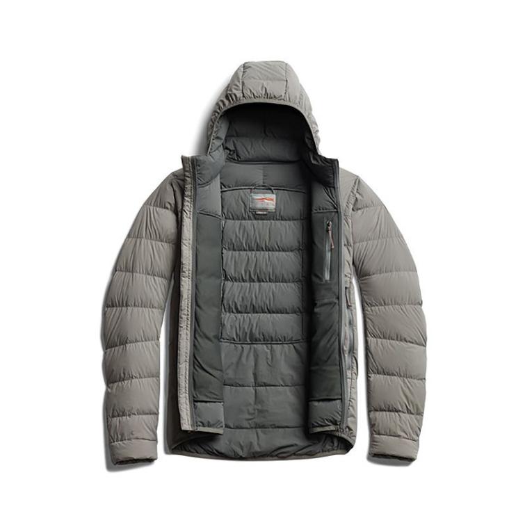 Куртка SITKA Kelvin Lite Down Jacket цвет Woodsmoke фото 8