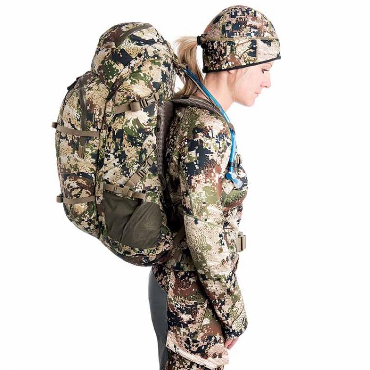 Рюкзак SITKA WS Mountain 2700 Pack цв. Optifade Subalpine р. one size фото 5