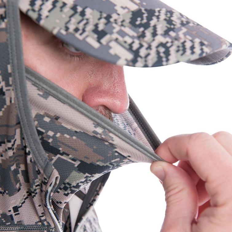 Толстовка SITKA Core Lt Wt Hoody New цвет Optifade Open Country фото 5