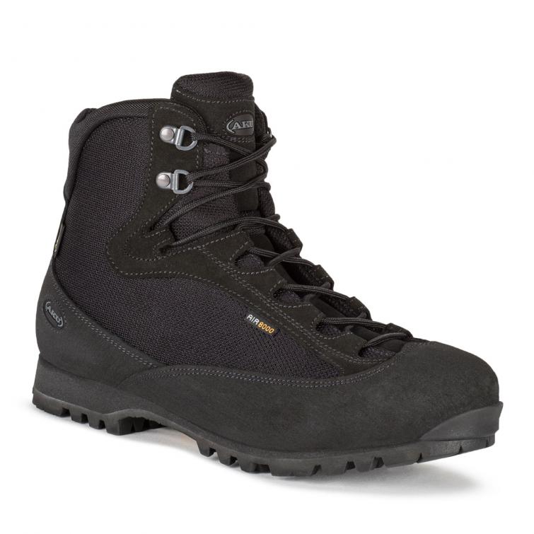 Ботинки охотничьи AKU Pilgrim GTX New цвет Black фото 1