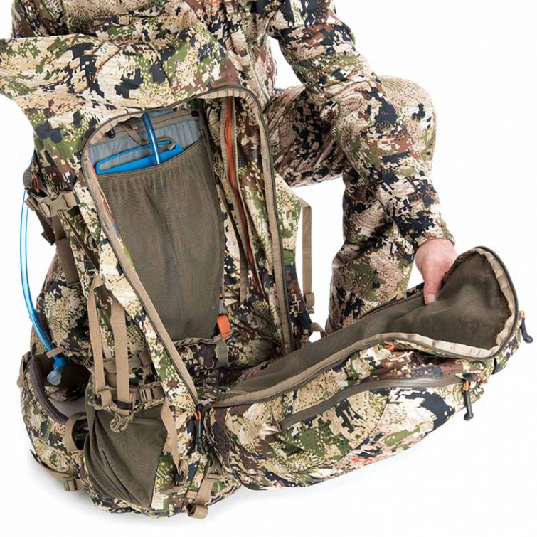 Рюкзак SITKA Mountain Hauler 4000 Pack L/XL цвет Optifade Subalpine фото 10
