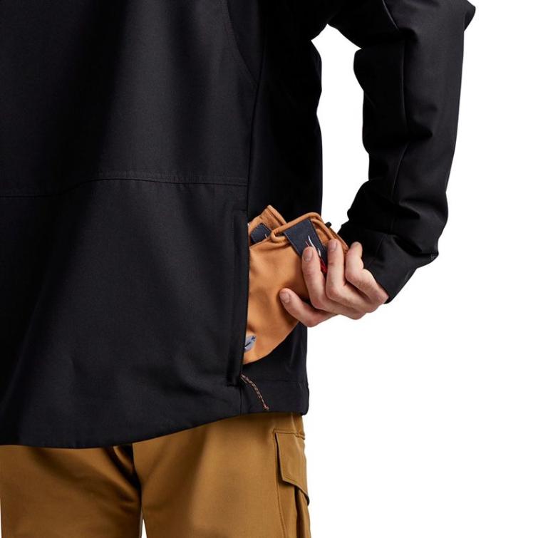 Куртка SITKA Grindstone Work Jacket цвет Black фото 4