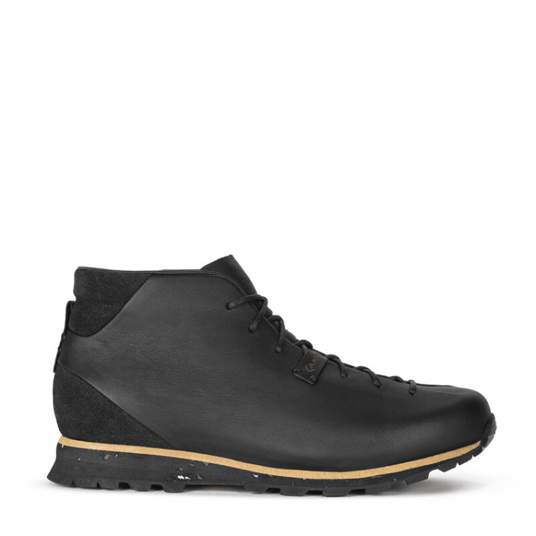 Ботинки треккинговые AKU Minima цвет Black фото 5