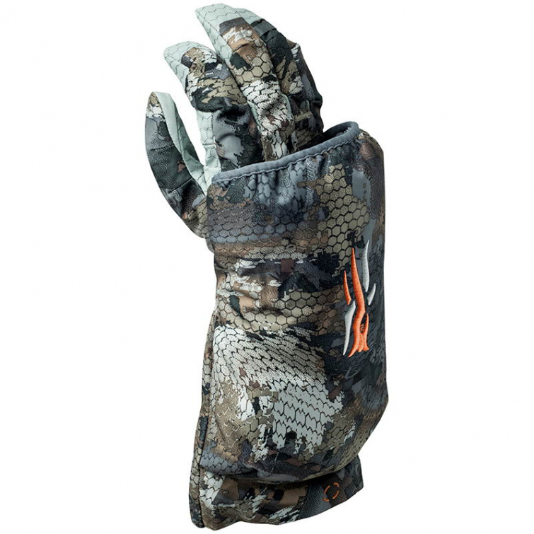Перчатка-муфта SITKA Callers Glove Right цвет Optifade Timber фото 1