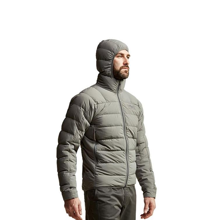 Куртка SITKA Kelvin Lite Down Jacket цвет Woodsmoke фото 4