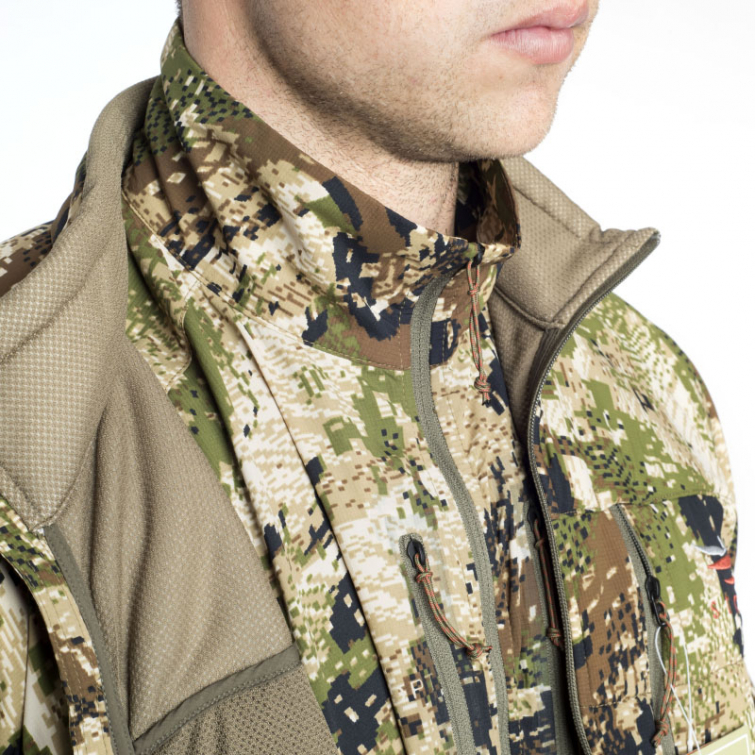 Куртка SITKA Kelvin Active Jacket цвет Optifade Subalpine фото 3