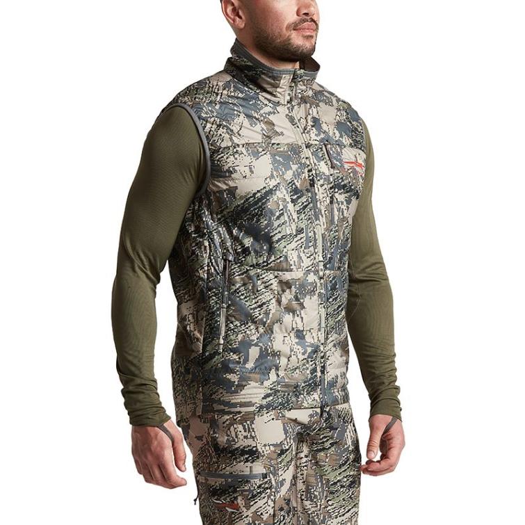 Жилет SITKA Kelvin AeroLite Vest цвет Optifade Open Country фото 5