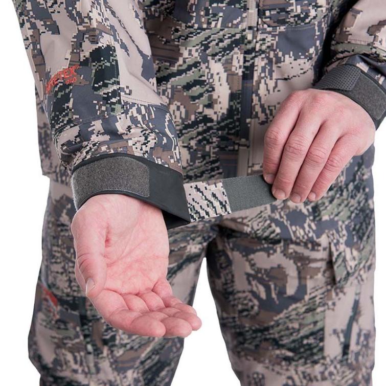 Куртка SITKA Stormfront Jacket New цвет Optifade Open Country фото 9