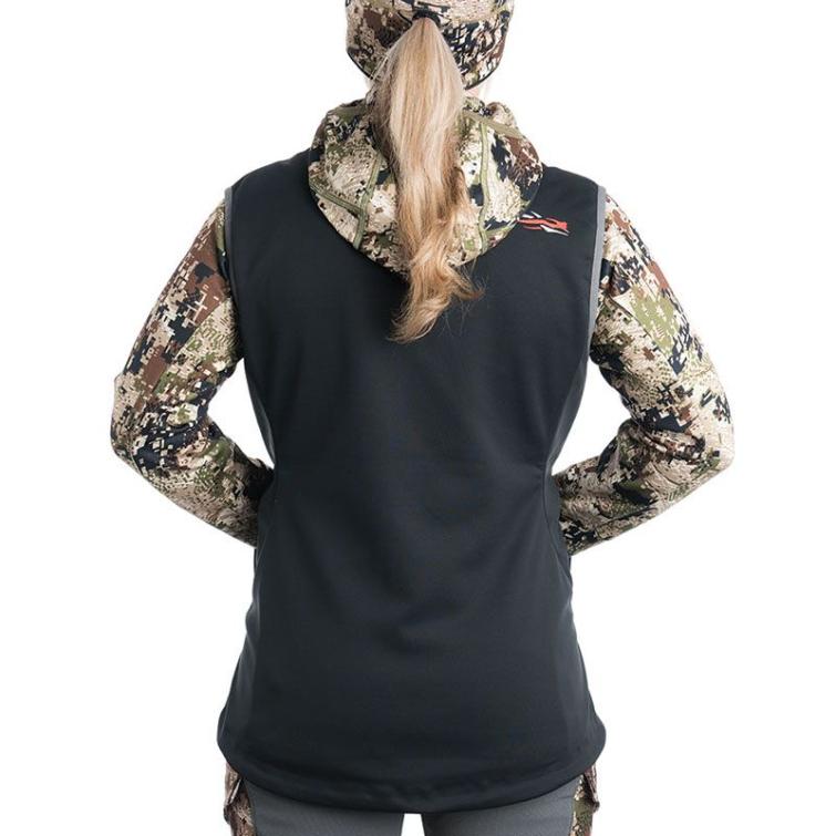 Жилет SITKA WS Jetstream Vest цвет Black фото 7
