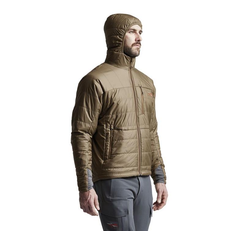 Куртка SITKA Kelvin AeroLite Jacket цвет Coyote фото 7