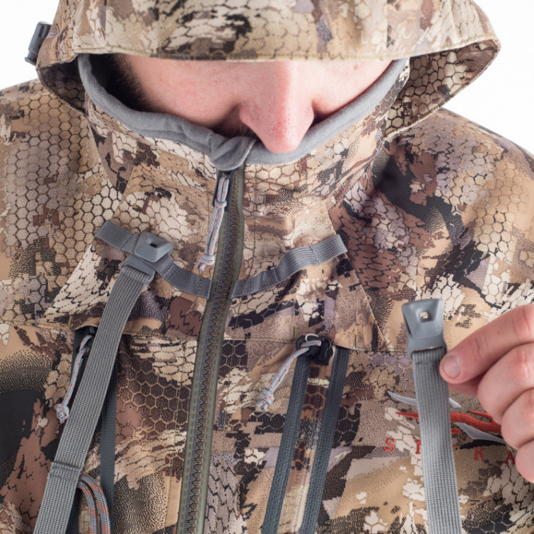 Куртка SITKA Layout Jacket цвет Optifade Waterfowl фото 2