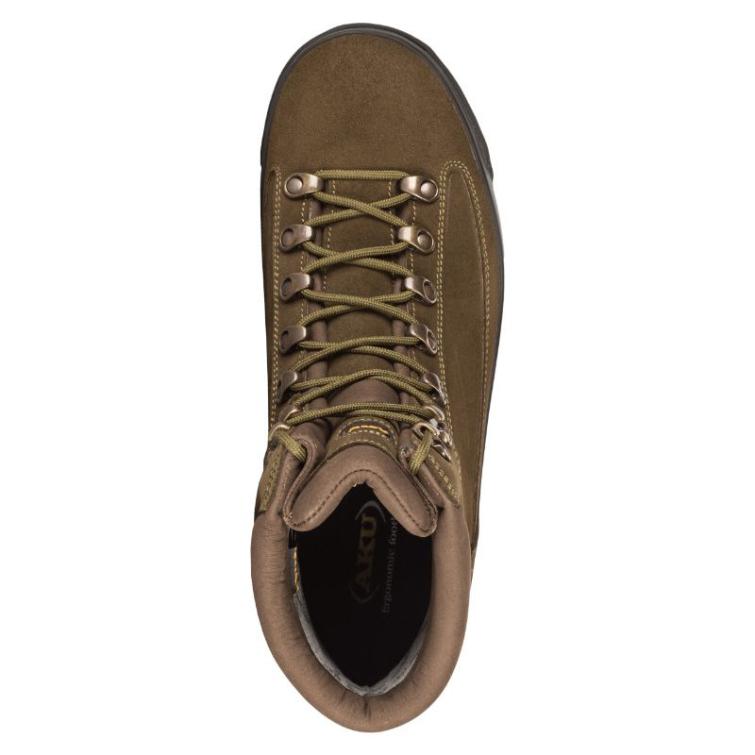 Ботинки зимние AKU Winter Slope Plus GTX цвет Olive фото 3