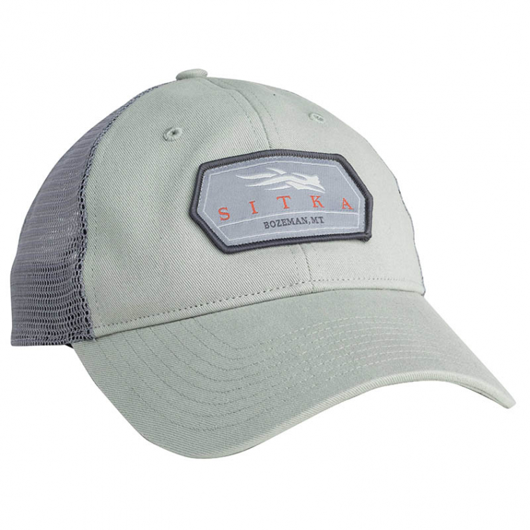 Бейсболка SITKA WS Meshback Trucker Cap цвет Sage фото 1