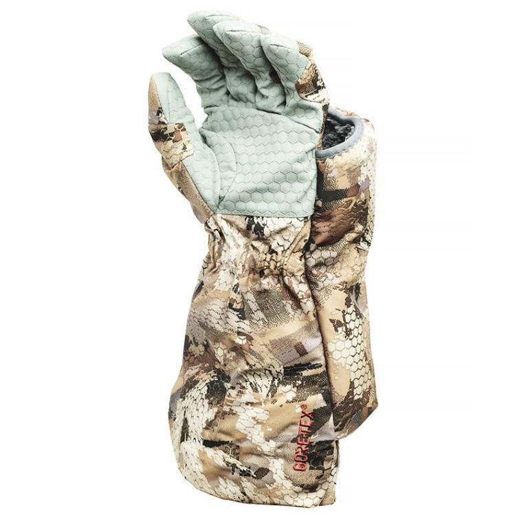 Перчатка-муфта SITKA Callers Glove Left цвет Optifade Marsh фото 2