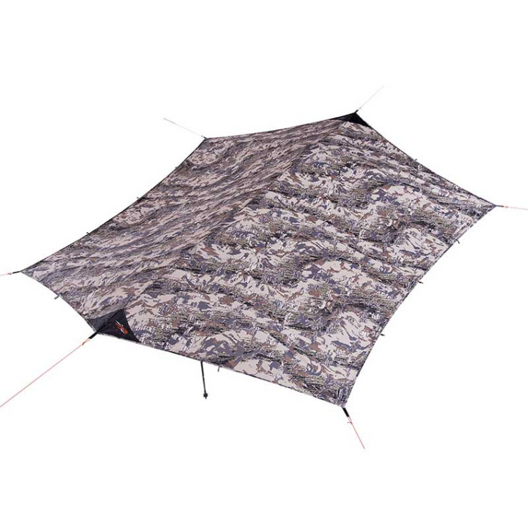 Тент SITKA Flash Shelter 8'x10' (2,44 x 3,05 м) цв. Optifade Open Country р. one size фото 4