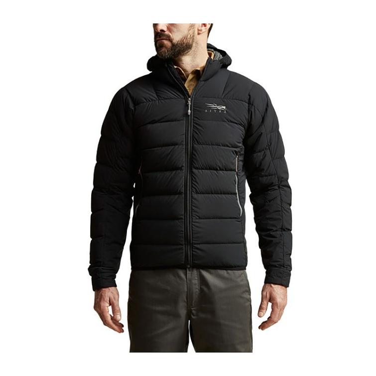 Куртка SITKA Kelvin Lite Down Jacket цвет Black фото 7