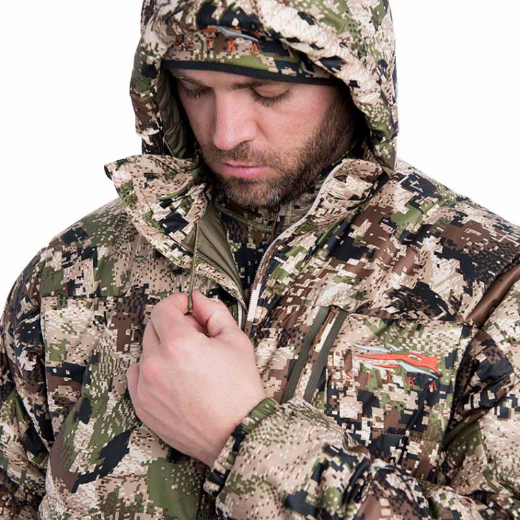 Куртка SITKA Kelvin Hoody цвет Optifade Subalpine фото 11
