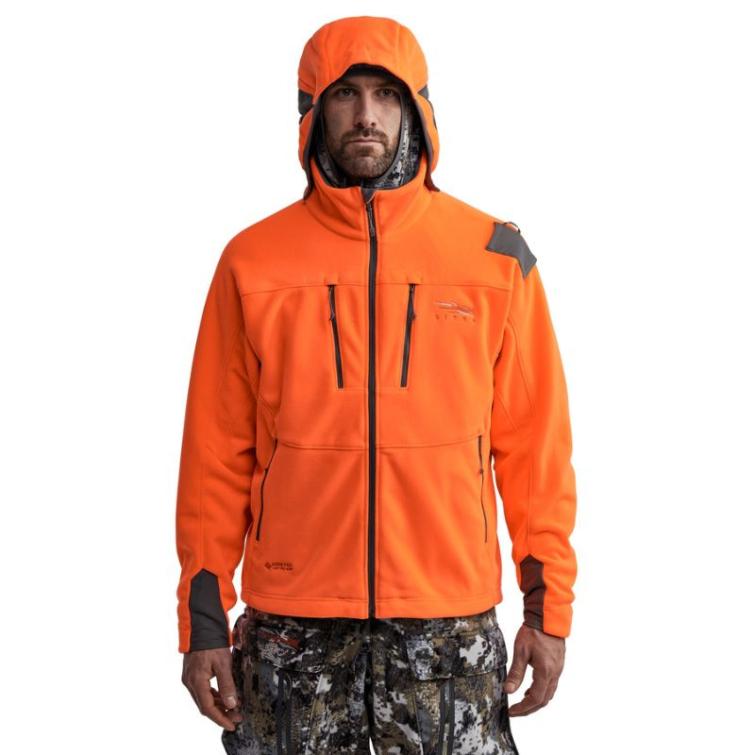 Куртка SITKA Stratus Jacket New цвет Blaze Orange фото 9
