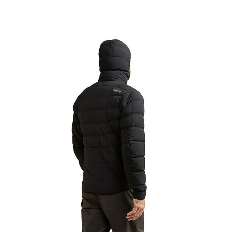 Куртка SITKA Kelvin Lite Down Jacket цвет Black фото 2