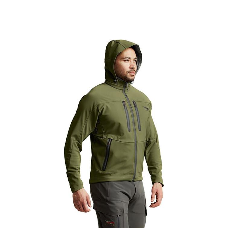 Куртка SITKA Jetstream Jacket New цвет Covert фото 6