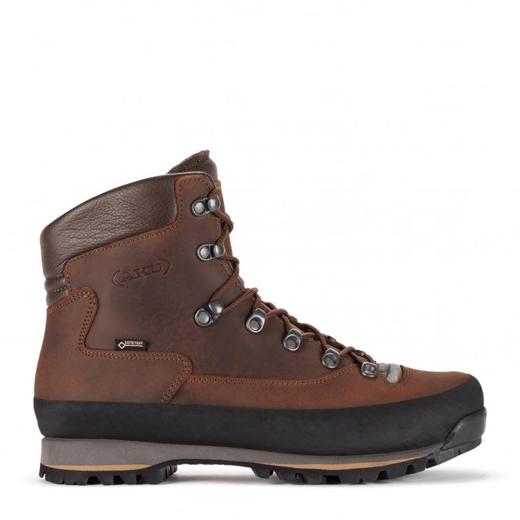 Ботинки горные AKU Conero GTX NBK цвет Brown / Dark Brown фото 5