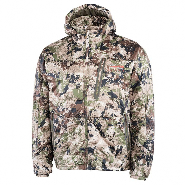 Куртка SITKA Kelvin Hoody цвет Optifade Subalpine фото 1