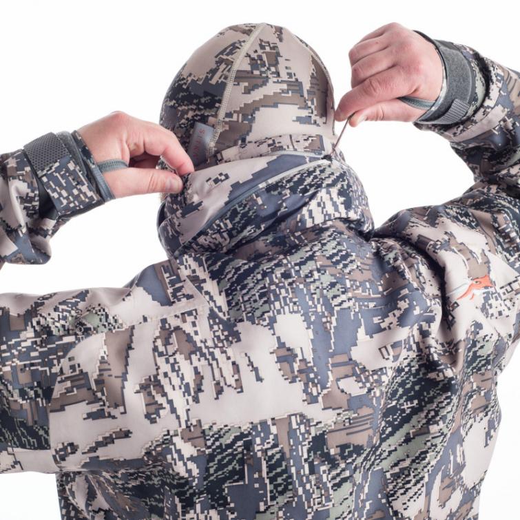 Куртка SITKA Coldfront Jacket New цвет Optifade Open Country фото 2