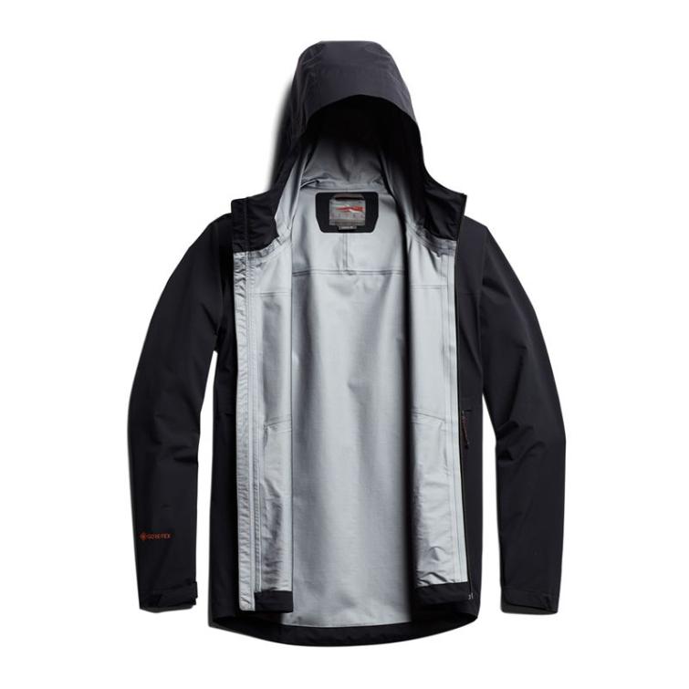 Куртка SITKA Dew Point Jacket New цвет Black фото 6