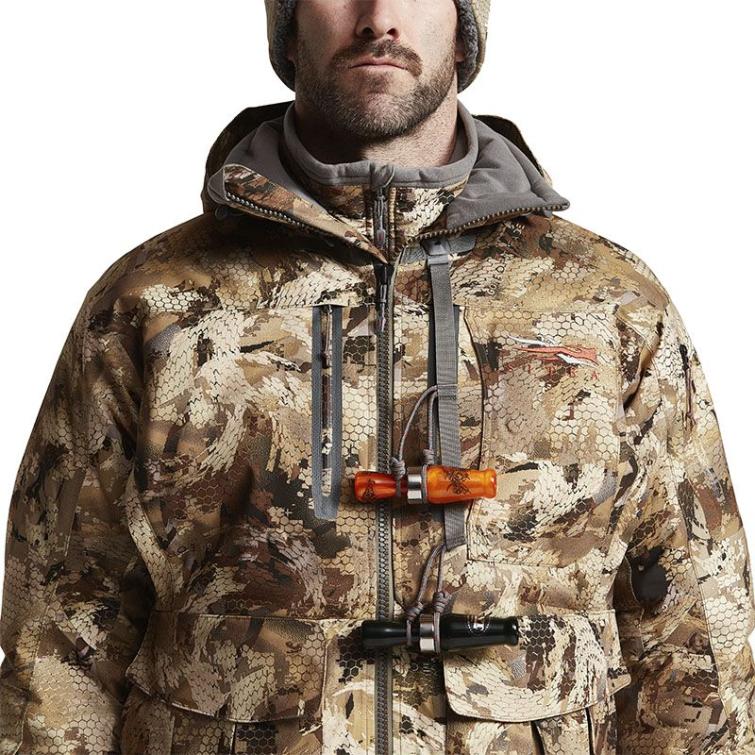 Куртка SITKA Boreal AeroLite Jacket цвет Optifade Marsh фото 10