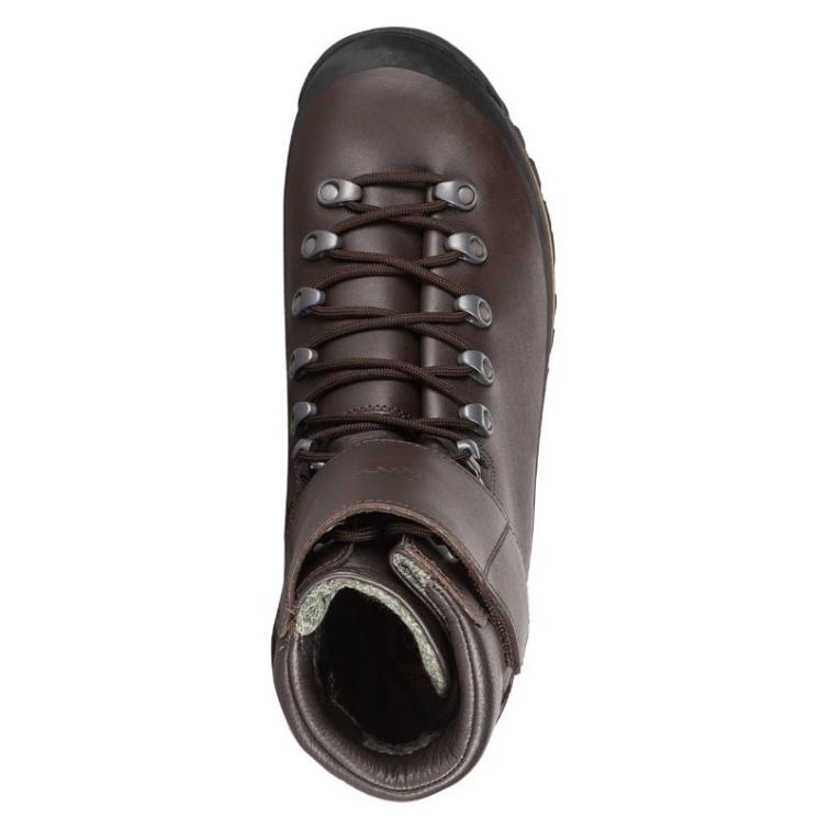 Ботинки охотничьи AKU Jager Evo Low GTX цвет Brown фото 2