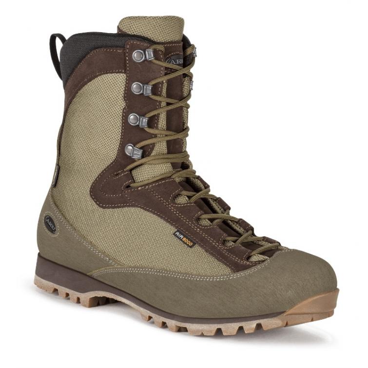 Ботинки охотничьи AKU Pilgrim HL GTX цвет MTP Forest фото 1