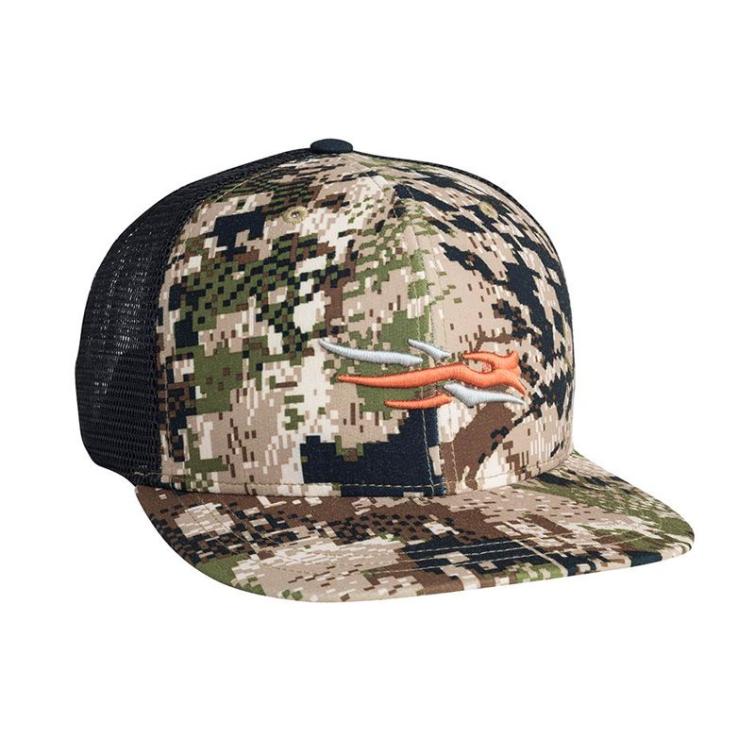 Бейсболка SITKA Trucker Cap цвет Optifade Subalpine фото 1