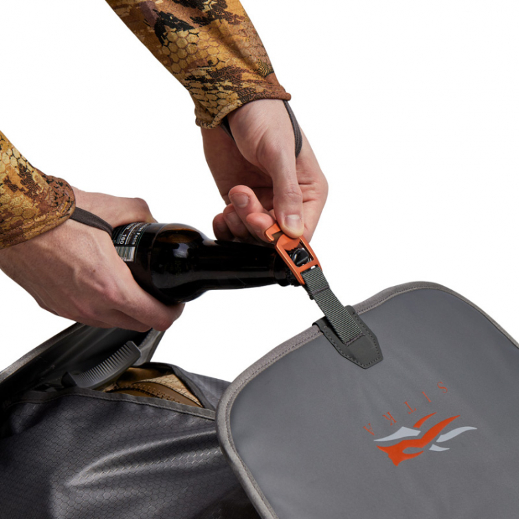Сумка SITKA Wader Storage Bag цв. Lead р. one size фото 3