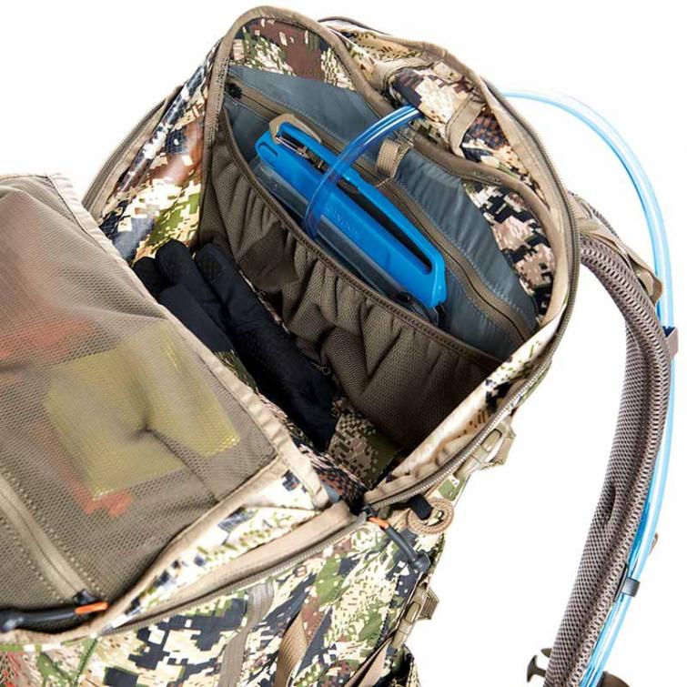 Рюкзак SITKA Mountain 2700 Pack цв. Optifade Subalpine р. one size фото 3