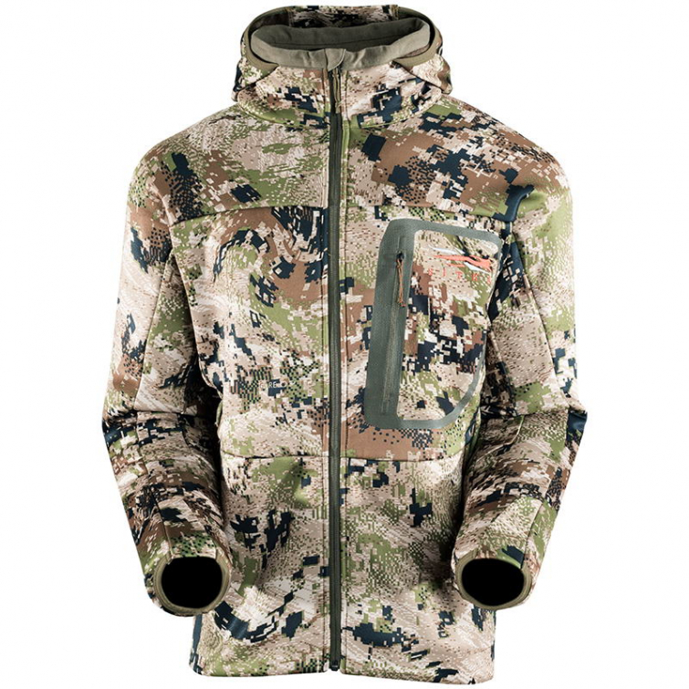 Толстовка SITKA Traverse C Weather Hoody цвет Optifade Subalpine фото 1