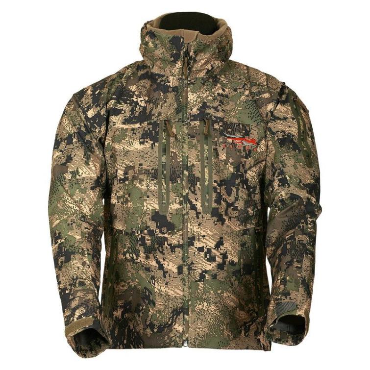 Куртка SITKA Cloudburst Jacket цвет Optifade Ground Forest фото 2