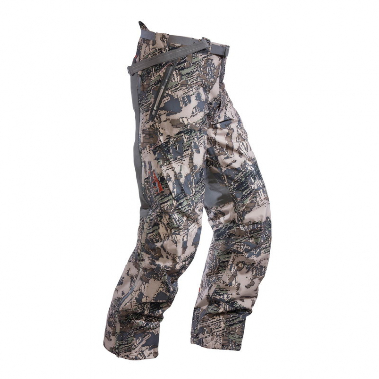 Брюки SITKA Coldfront Bib цвет Optifade Open Country фото 1