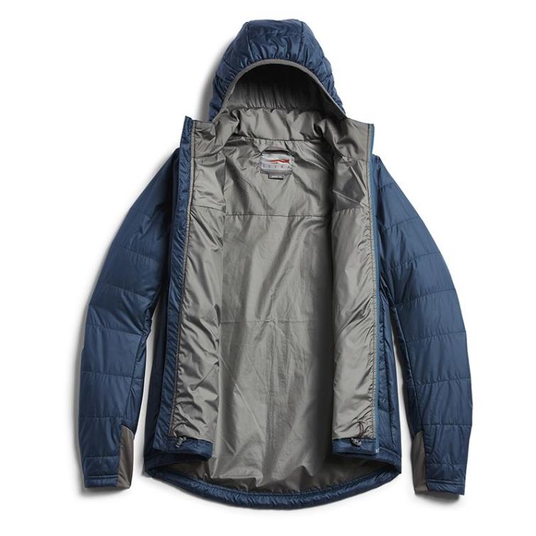Куртка SITKA Kelvin AeroLite Jacket цвет Deep Water фото 2