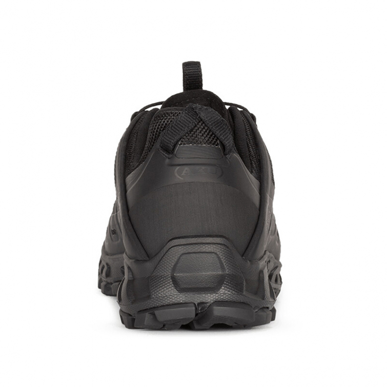 Ботинки треккинговые AKU Selvatica Tactical GTX цвет Black фото 5