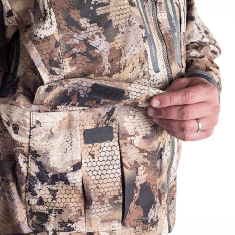Куртка SITKA Delta Wading Jacket цвет Optifade Marsh фото 4